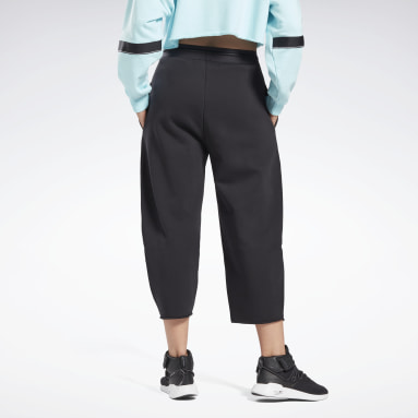 Dames Dance Zwart Studio Fleece Broek