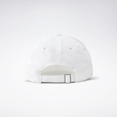 Casquette Active Foundation Badge Blanc Fitness & Training