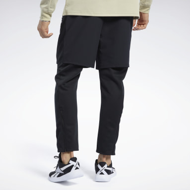 Men City Outdoor Black Edgeworks Pants