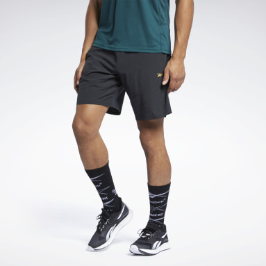 Men Studio Black Les Mills® Epic Shorts