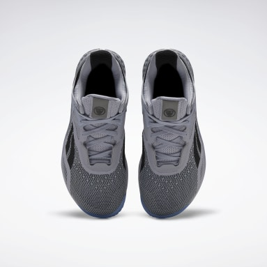 Women Cross Training Grey Nano X Hero Shoes