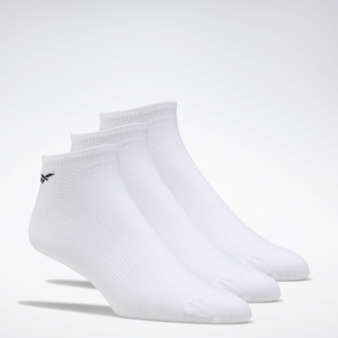 Men Studio White One Series Training Socks 3 Pairs