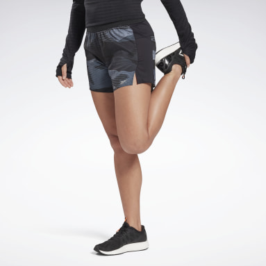 Short Run Essentials - 12,5 cm Noir Femmes Trail Running