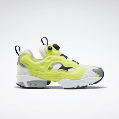 Classics Instapump Fury Shoes Gelb