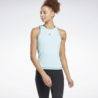 Kvinder Studio Workout Ready Mesh Tank Top