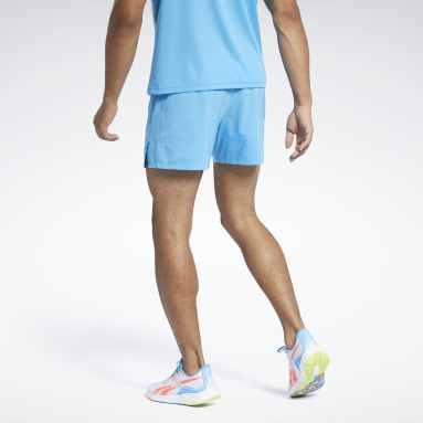 "Shorts Run Essentials 5"" Turquesa Hombre Running"