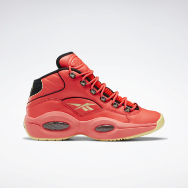 Classics Pink Hot Ones Question Mid Shoes