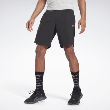 Men Pilates Black Epic Shorts