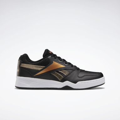 Kvinder Classics Black Reebok Royal BB4500 Low 2 Shoes