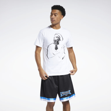 T-shirt Allen Iverson Icon Praying Hands Hommes Classics