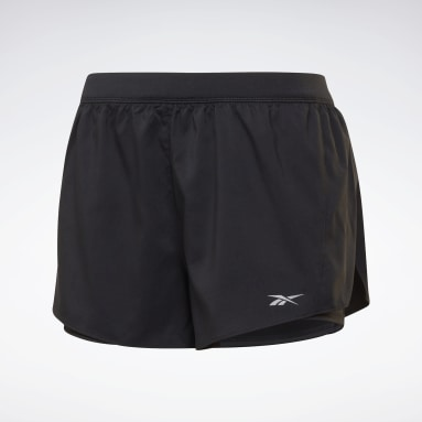 Short Running Essentials Two-in-One Nero Donna Trail Running