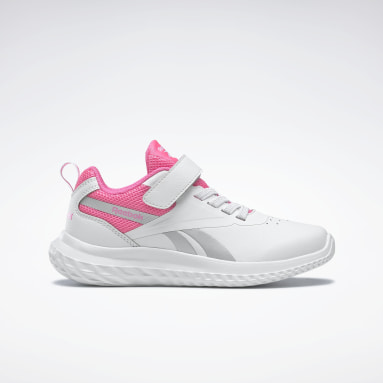 Flickor City Outdoor Vit Reebok Rush Runner 3