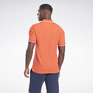 Herr Fitness & Träning Training Essentials Polo Shirt