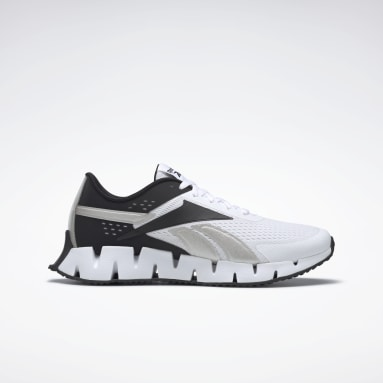 Men Running White Zig Dynamica 2 Men's Shoes