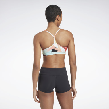 Frauen Cross Training Reebok Skinny Bra