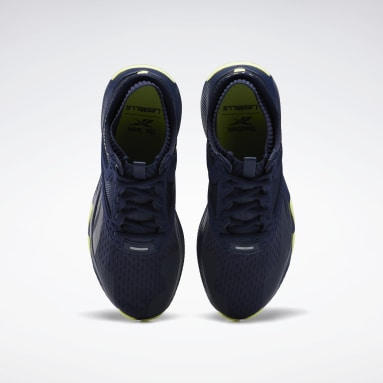 Men Cross Training Blue Reebok HIIT Shoes