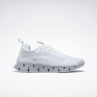 Men Classics White Zig Dynamica Shoes