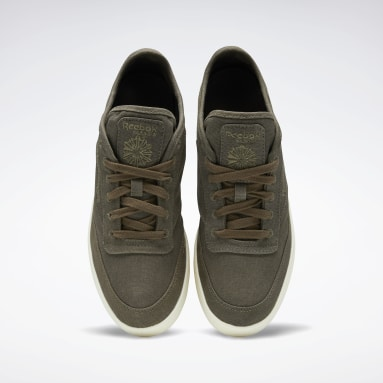 Classics Green Club C Cotton & Corn Shoes