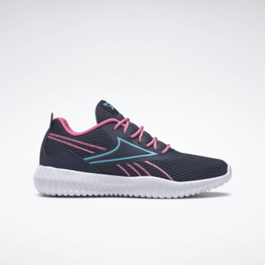 Girls Fitness & Training Blue Reebok Flexagon Energy Shoes