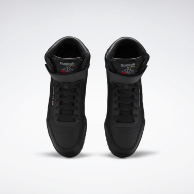 Men Classics Black Ex-O-Fit Hi