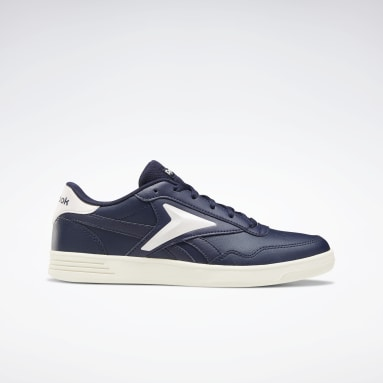 Reebok Royal Techque T Blue Femmes Classics