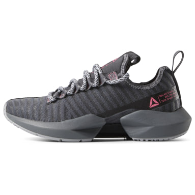 Women Running Grey Sole Fury SE Women's Shoes