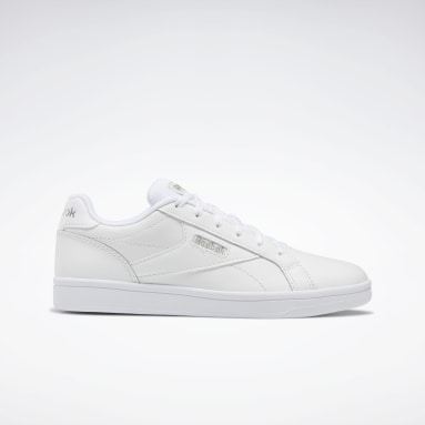 Women Classics White Reebok Royal Complete CLN LX Shoes