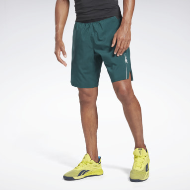 Short Epic Lightweight Verde Uomo Fitness & Training