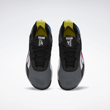 Women Training Black Reebok Nano X Shoes