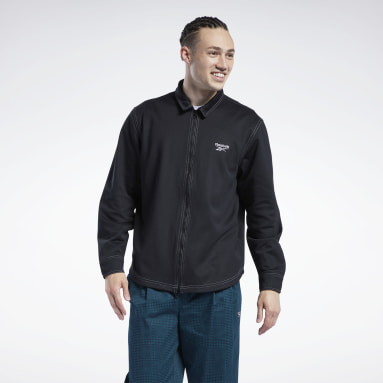 Men Classics Black Classics Jacket