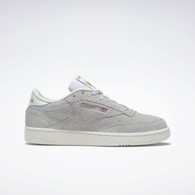 Classics Grey Club C 85 Shoes