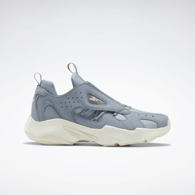 Women Classics Grey Reebok Royal Turbo Impulse 2 Shoes