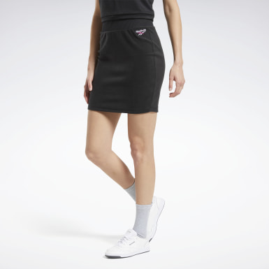 Kvinder Classics Black Classics Tight Skirt
