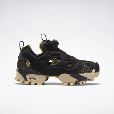 Classics Svart Instapump Fury Trail Shoes