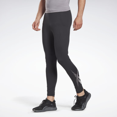 Men Montanhismo Black Thermowarm Touch Base Layer Bottoms