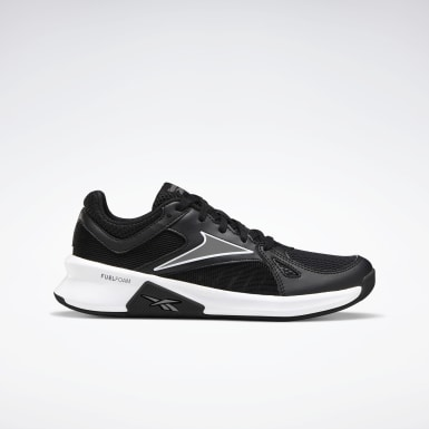 Men Cross Training Black Advanced Trainer Shoes