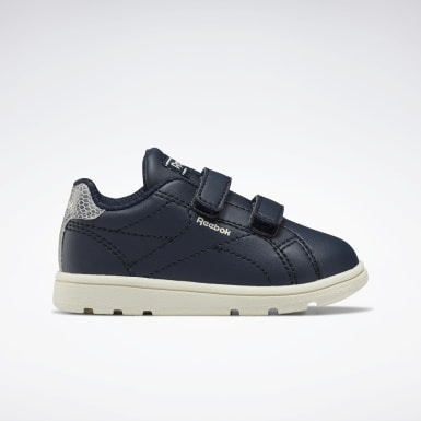 Boys Classics Blue Reebok Royal Complete Clean Alt 2.0 Shoes
