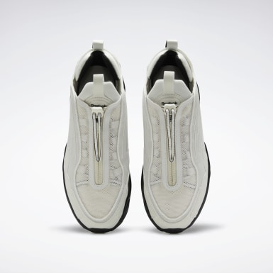 Women Classics White DMX Series 2K Zip Women's Shoes