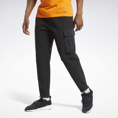 Men Hiking Black Edgeworks Joggers