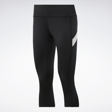 Workout Ready Mesh Capri Tight