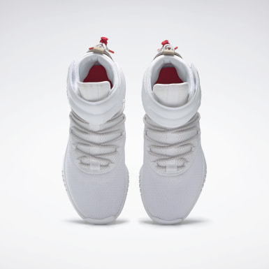 Women Dance White Freestyle Motion Shoes