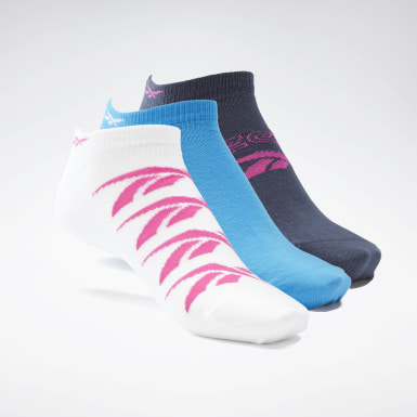 W ESSENT 3P INVISBLE SOCK Azul Mujer Fitness & Training