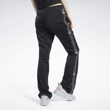 Women Fitness & Training Black Meet You There Track Pants