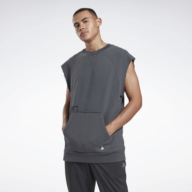 Maglia Combat Washed Sleeveless