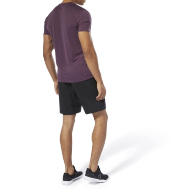 Shorts Training Essentials Woven Negro Hombre Fitness & Training