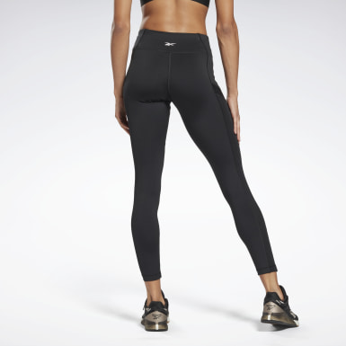 Leggings Workout Ready Mesh Negro Mujer Yoga