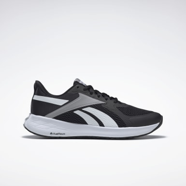 Men Running Black Energen Run Shoes