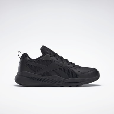 Girls Classics Black Reebok XT Sprinter Shoes