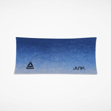 Training Blue Reebok x JUNK Genesis Headband