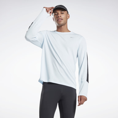 Polo Running Essentials Azul Hombre Running